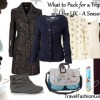 What to Pack for a Trip to London and the UK – A Seasonal Guide