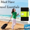 My 5 Must Have Travel Essentials