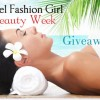 Travel Fashion Girl Beauty Week Giveaway!