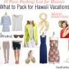 What to Pack for Hawaii Vacations