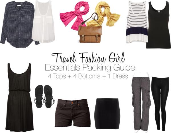 Celebrity travel essentials clothing