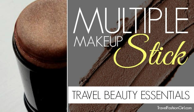 The Best Travel Makeup: The Multiple Make Up Stick