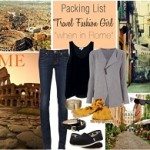 What to Wear in Rome: Italy Packing List