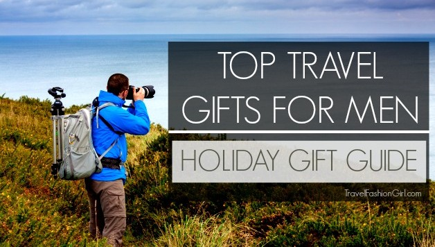 Top 15 Travel Gifts For Men