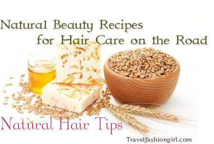 natural beauty recipes for hair cover1
