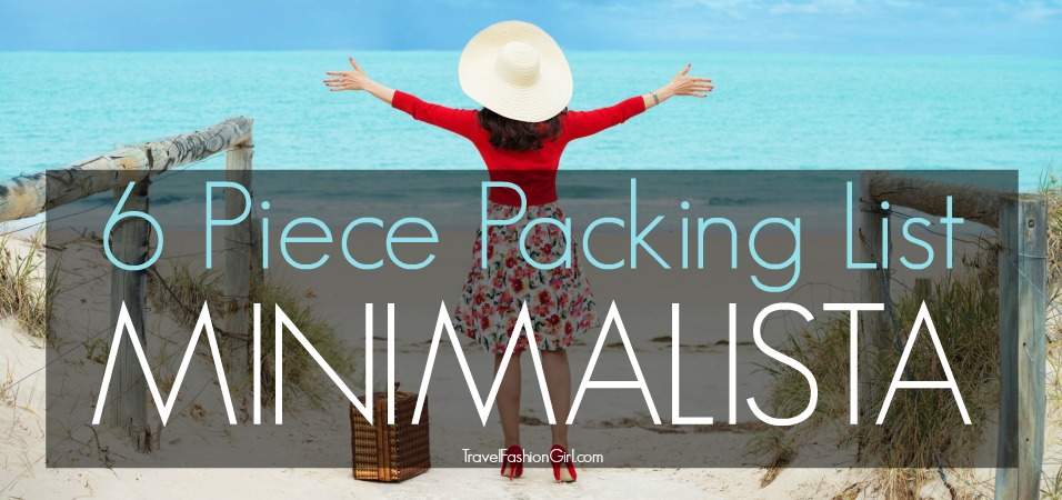 Minimalist Packing List For Winter Cold Weather Travels