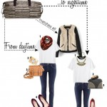 Mix and Match Travel Outfit Day to Night