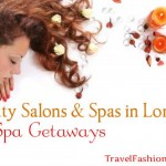 Beauty Salons and Spas in London: Therapies and Tresses