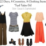 #FSJet &#8211; 22 Days, 8 Countries, 8 Clothing Items