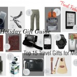 Top 15 Travel Gifts for Men: Holiday Gift Guide