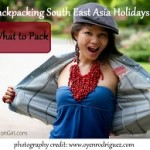 What to Pack: Backpacking South East Asia Holidays