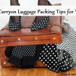 Top 7 Carryon Luggage Packing Tips for Women