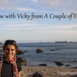 Interview with Foodie Blogger Vicky from A Couple of Travelers