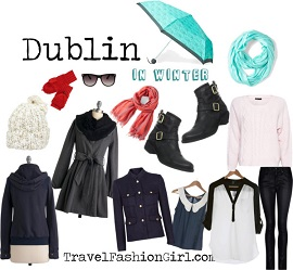 What to Pack for Ireland Winter thumb