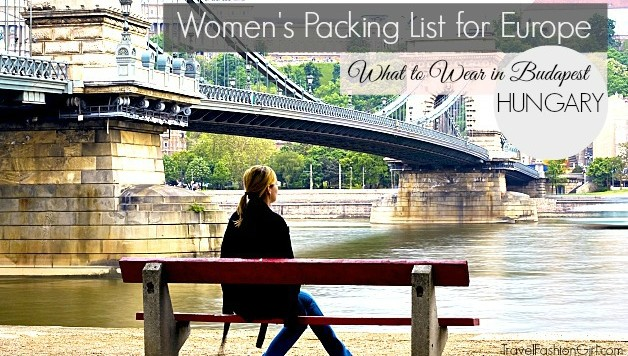 women's-packing-list-in-europe-Budapest-Hungary