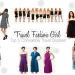 Travel Dresses: Your Top 5 Convertible Dress Options