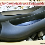 Fashionable Travel Shoes