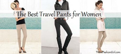 The Best Travel Pants for Women: Function and Fashion