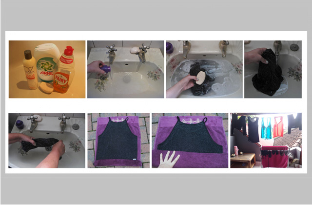 How to Hand Wash Clothing when Traveling: Easy Step by Step Tutorial: