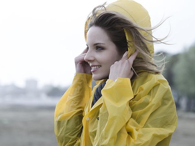 Waterproof Rain Jacket Women S