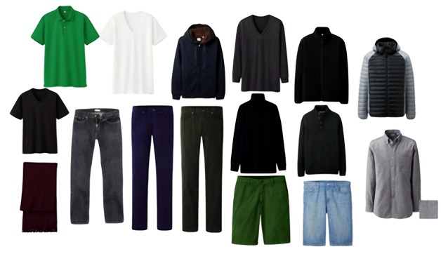 Ultralight Warmth: UNIQLO 30 Day Packing List
