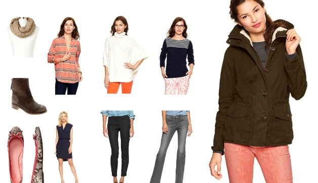 Lights Camera Style with Gap – Your exclusive InStyle Insider invite!