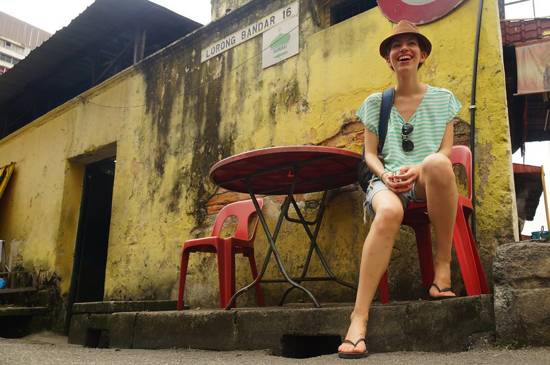 "Interview with Stylish Audrey from ""That Backpacker"""
