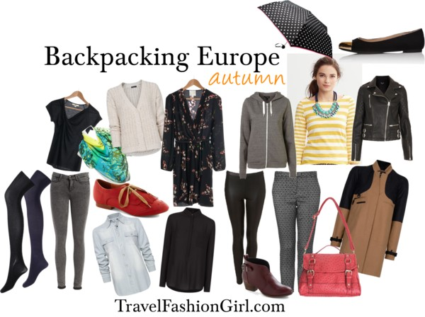 Backpacking Through Europe In Autumn