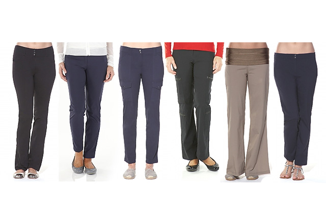 Traveling this Summer? Enter to Win the Ultimate Travel Pants!