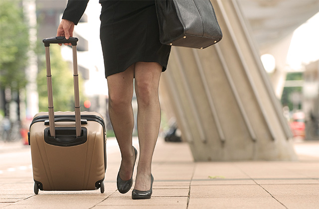 The Evolution of Business Travel for Women: Q&A and Giveaway