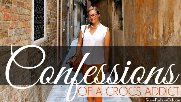 Confessions of a Crocs Addict: The Perfect Travel Shoes for Europe