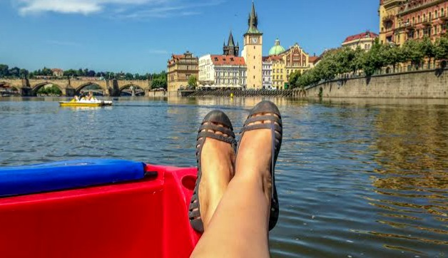 Are these Really the Best Travel Shoes for Europe (in Summer)?