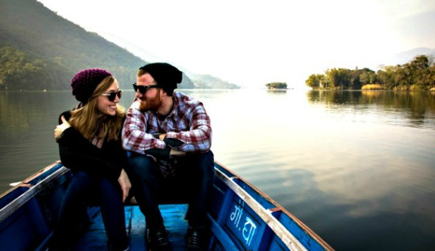 Interview: Married Couple Who Are Lost in Travels