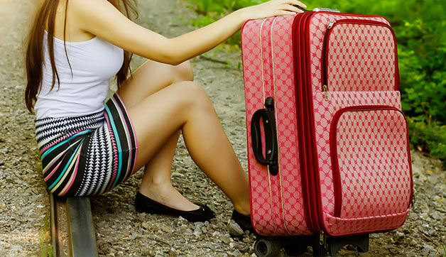 13 Non-Boring Carry-On Suitcase Designs: Stand out from the crowd!