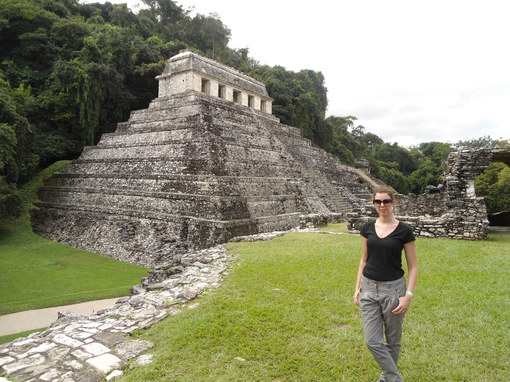 Interview With World Traveler Louise Matthew
