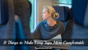 8 Things to Make Long Trips More Comfortable