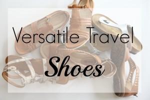 Versatile Travel Shoes-Cover