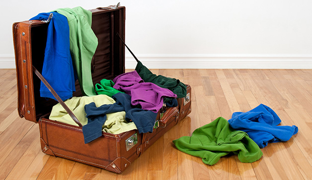 Packing Clothes for Travel: How to Organize like a Pro