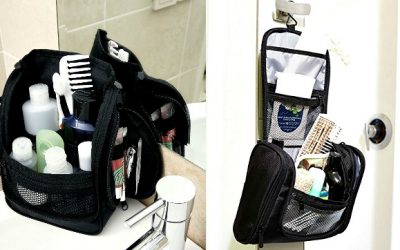 What's the Best Hanging Toiletry Bag for Women?