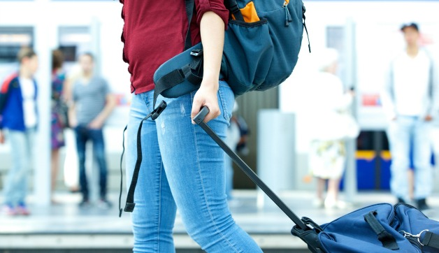 Backpack or rolling bag:  Which is right for me?