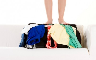 Lose the Weight: Packing under 15 Pounds!