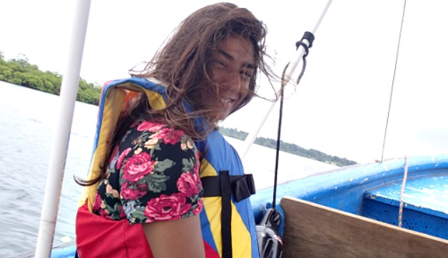 Interview with Surfer Girl and Free Spirit Juhi Bansal