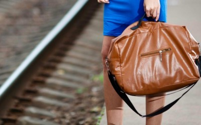 Why We Love A Convertible Backpack Purse (Or Cross Body) for Travel