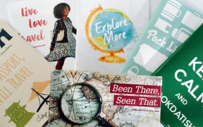 Looking for New Travel Accessories? Take a Look at This Fun Collection
