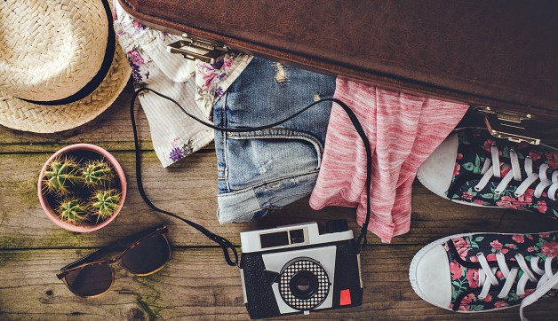 How to Build a Travel Wardrobe: 5 Simple Steps