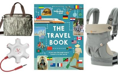Travel Gifts for Jetsetting Families