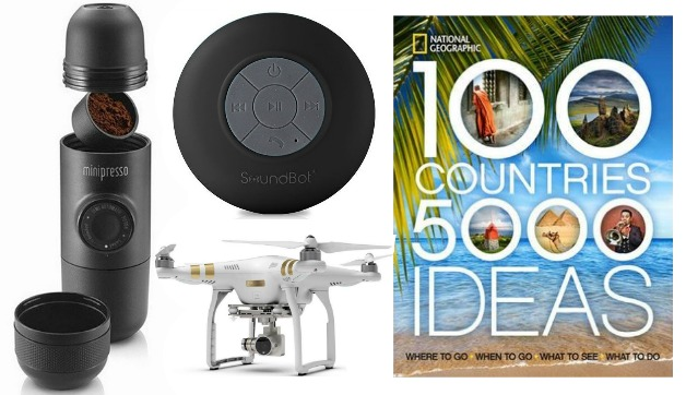 You're Going to Love these 10 Gadget Gifts for Travelers