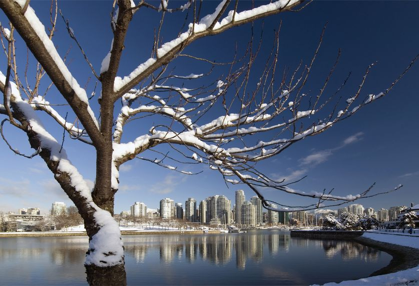 What to Wear in Vancouver in Winter