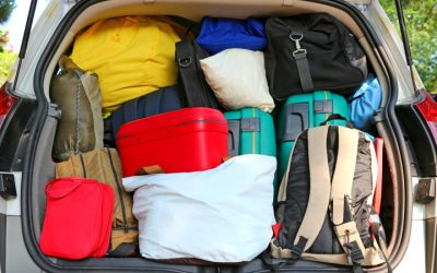 Traveling with a Group? Here's How to Save Space