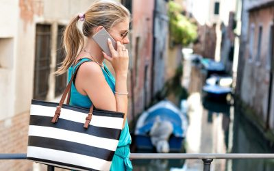 How Can I Get Phone Service When Traveling to Europe?